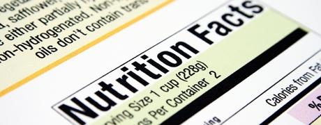 Perspectives on Nutrition Labeling & Vehicle Sticker Information