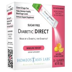 Homeostasis Labs' New Diabetic Direct
