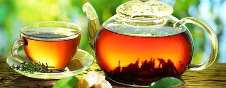 The Future of Tea is Green & Herbal